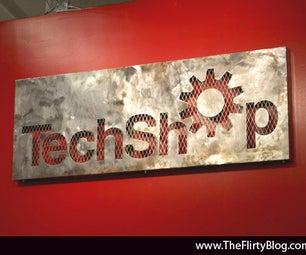 TechShop Metal Shop