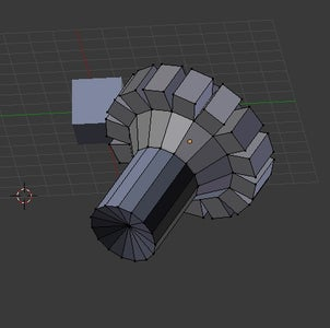 Manipulating Objects: Notes on Extruding