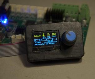 用于替代3(库存和SKR)的小而便宜的微小OLED