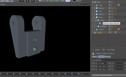 Modeling With Cinema 4d