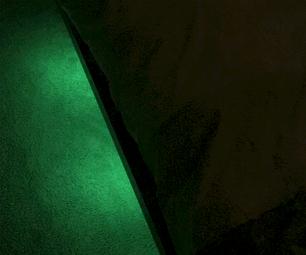 Motion Detection Bed Light