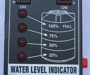 Water Level Indicator   Transistor Basic Circuits
