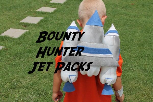 Bounty Hunter Jet Packs!