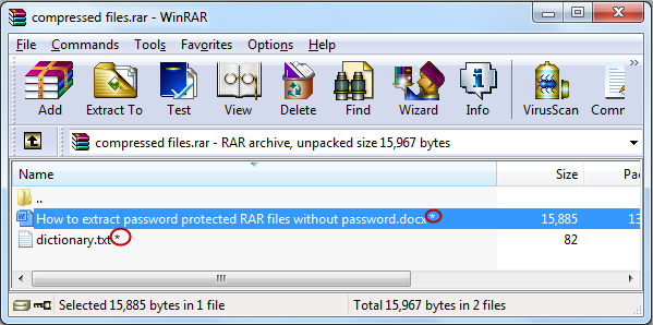 Second Password Is Set