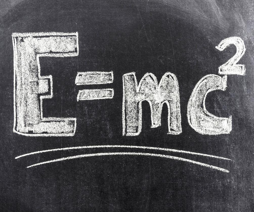 Python - Einstein's Theory of Special Relativity
