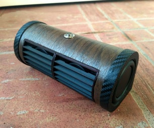 DESIGN AND BUILD YOUR OWN PORTABLE BLUETOOTH SPEAKER CUM POWER BANK