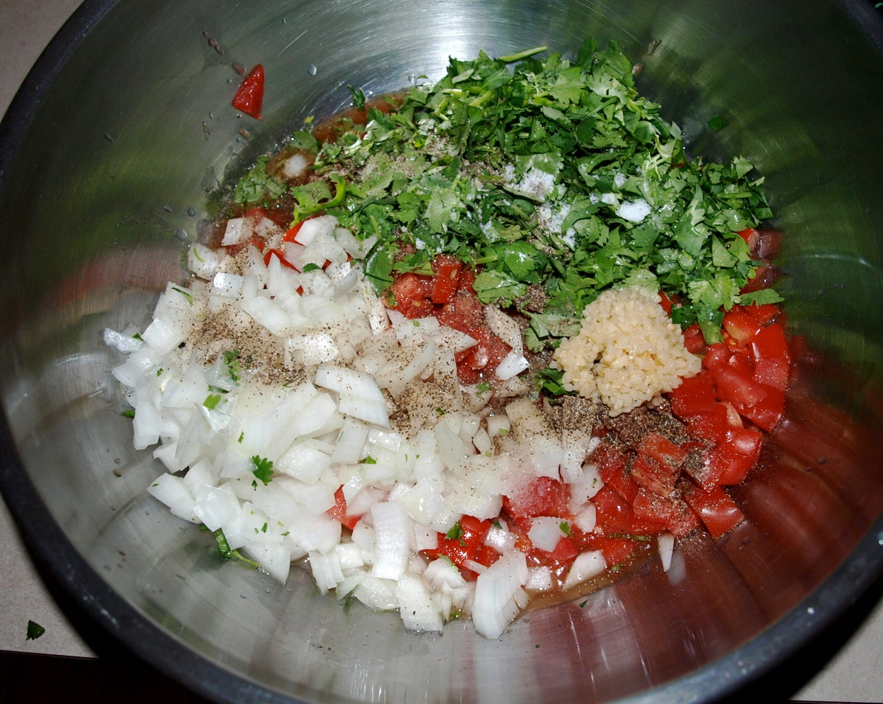 Lets Make Some Salsa and Then Can It!