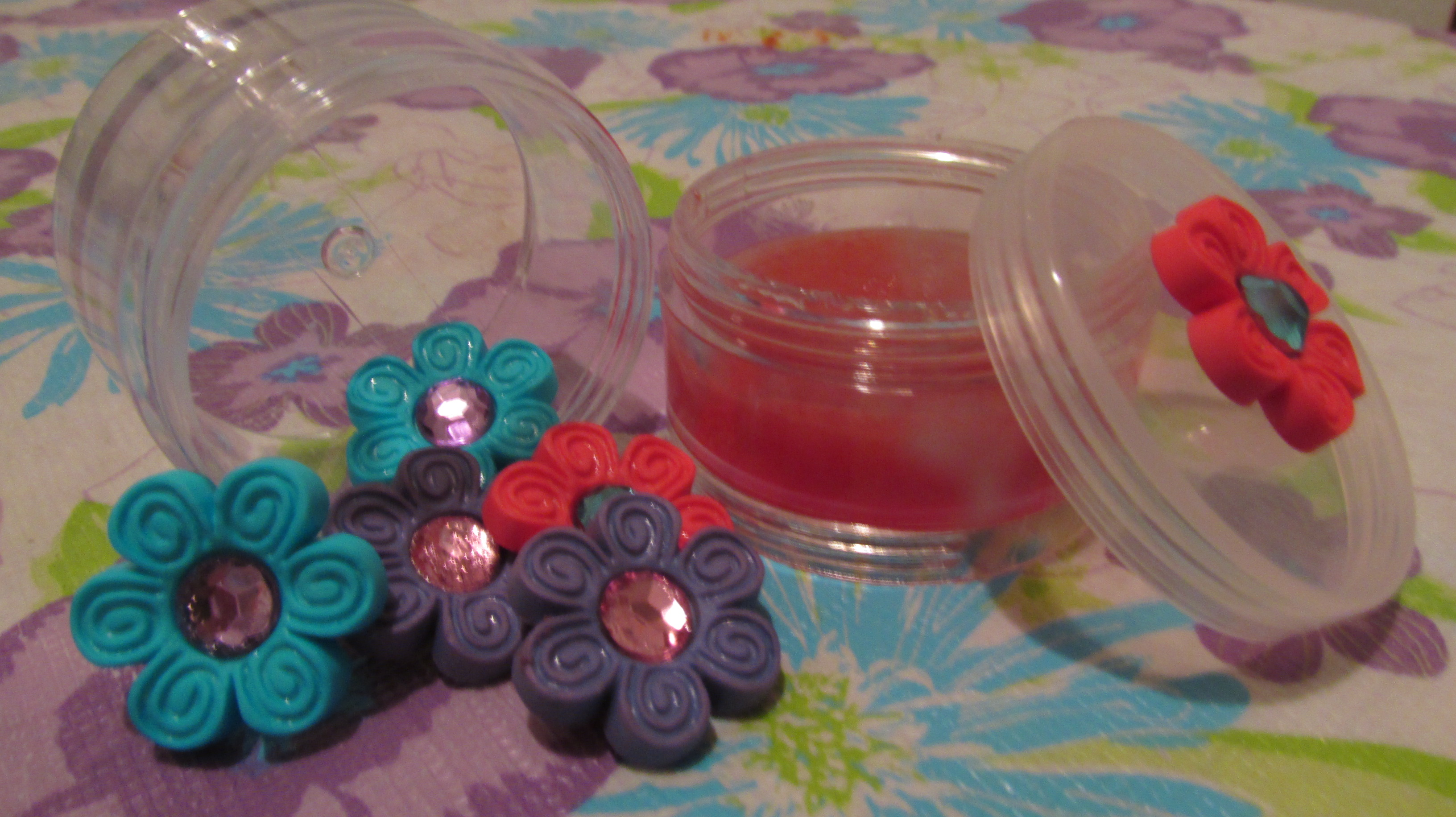 Jello Lip Balm
