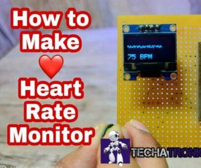Heart Rate Monitor Arduino