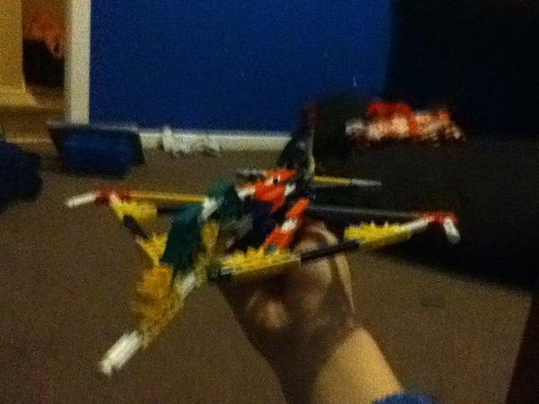 My Knex F-16 Jet