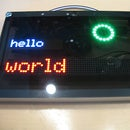 Mirolo Networked LED Matrix Display for Digital Signage