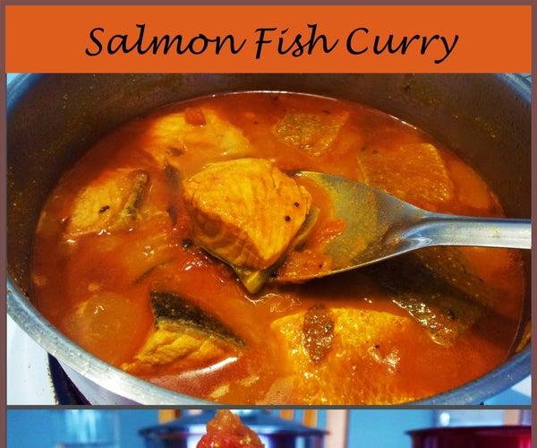 Salmon Fish Curry