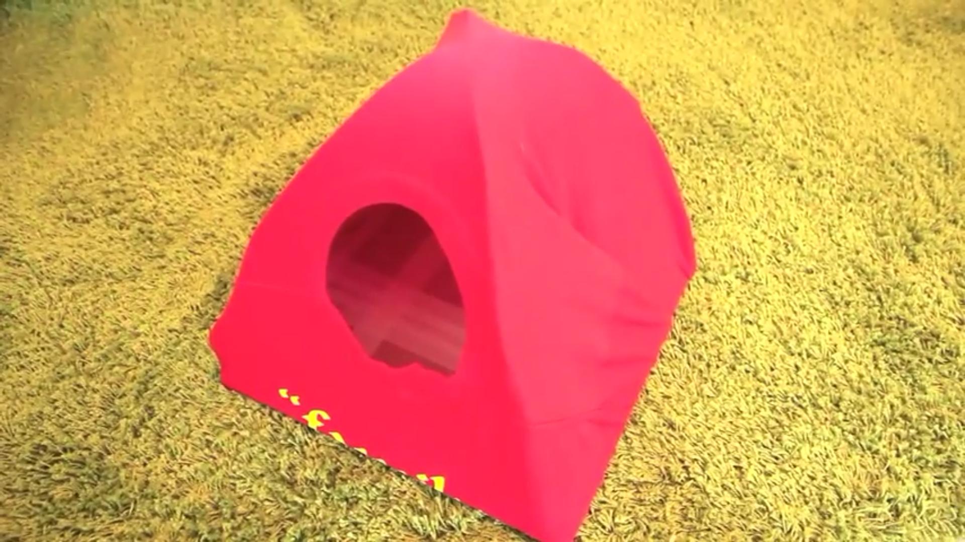 Create a Cat Tent