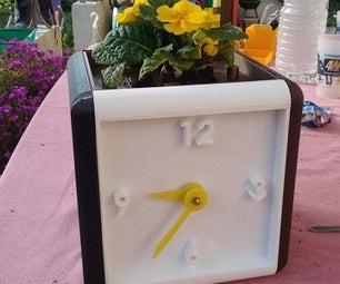 Horloge Multi Cadran