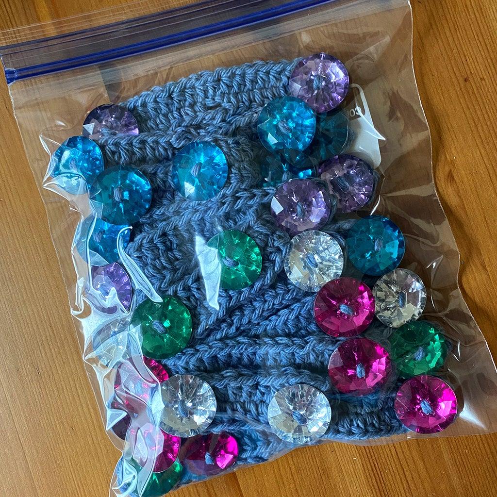 Crochet Adjustable Ear Saver