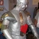 Tinman Costume