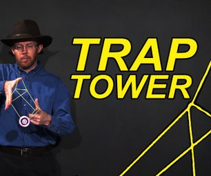 Trap Tower Yo-Yo Trick - Luke Renner