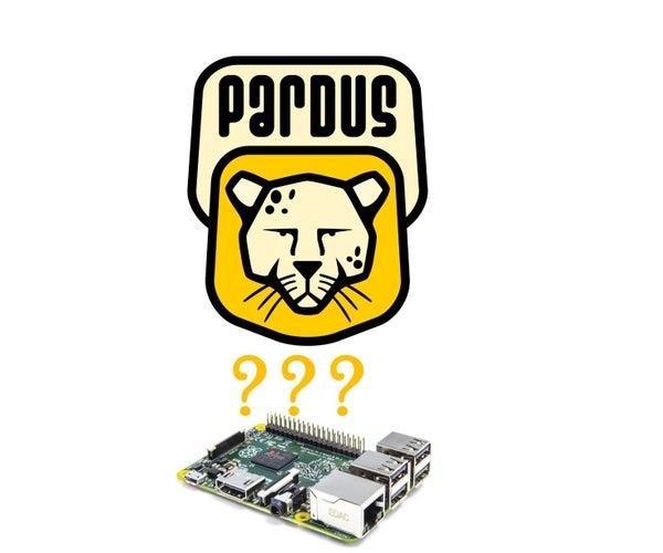 PardusARM for Raspberry Pi