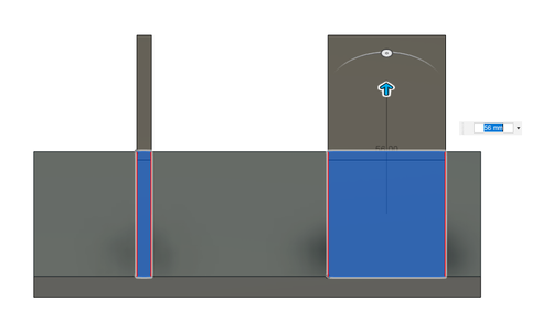 Design Process - Stepper Motor Mount - Bracket and Bearing Block
