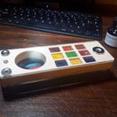 The Magnetic Watercolor Box (Plywood contest)
