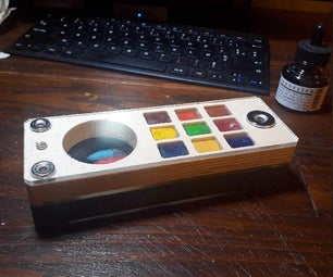 The Magnetic Watercolor Box