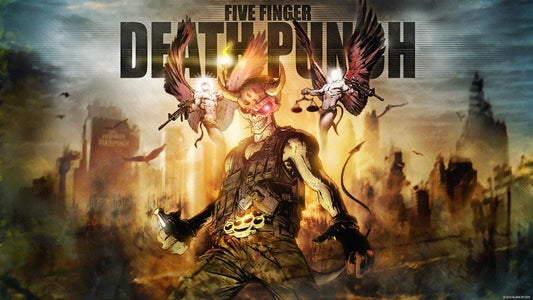 How to Be KnuckleHead the Mascot From Five Finger Death Punch