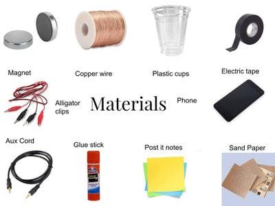 Gather Materials