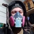 3M Respirator Exhaust Valve Filter