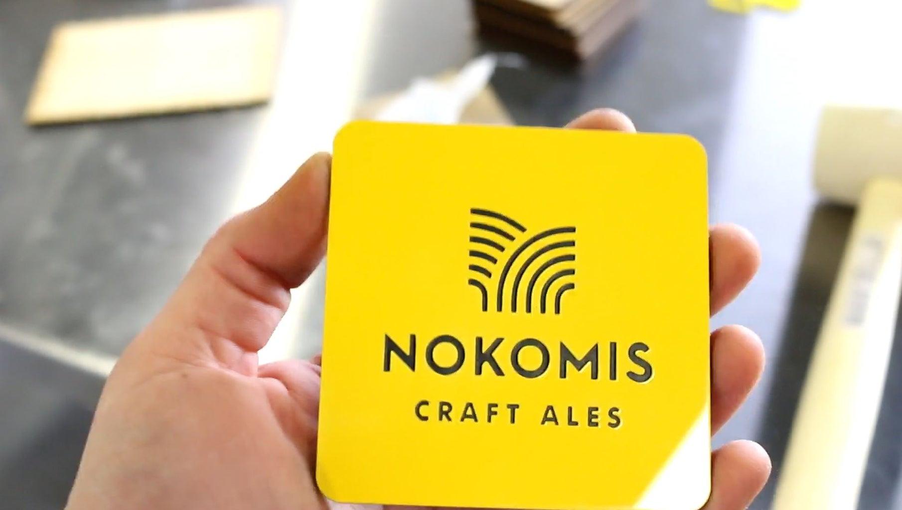 Coaster 6: Nokomis Craft Ales