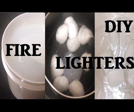 Waterproof Firelighters