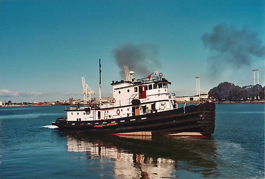 How to convert a tugboat to live-aboard Part 1
