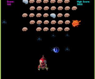 Galaxian - C++ Game