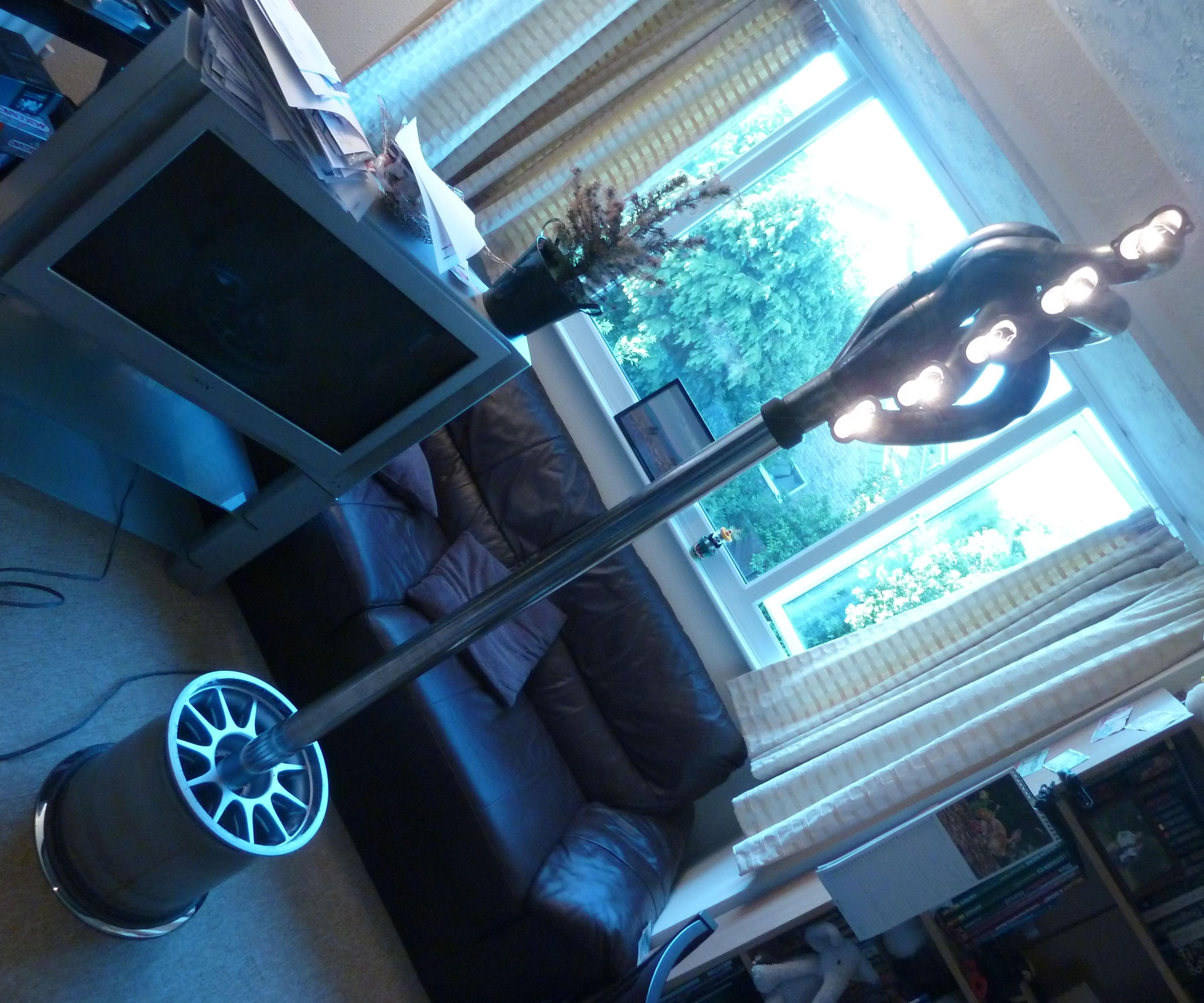F1 Exhaust Lamp