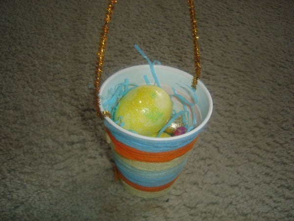 Simple Easter Baskets