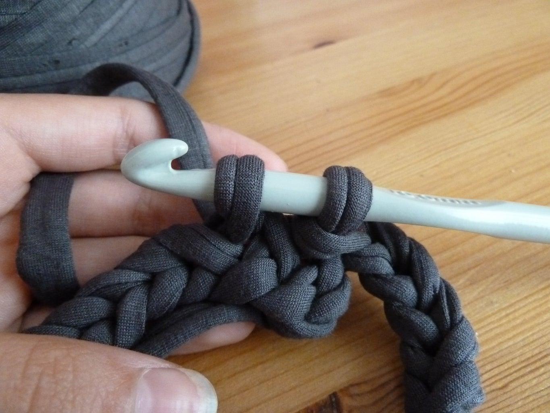 Let the Crocheting Begin