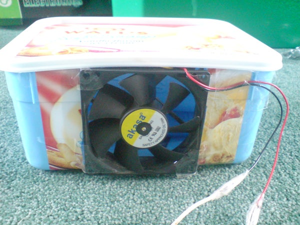 DIY Air Conditioning Almost Free