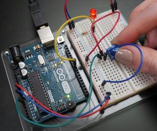 Arduino类