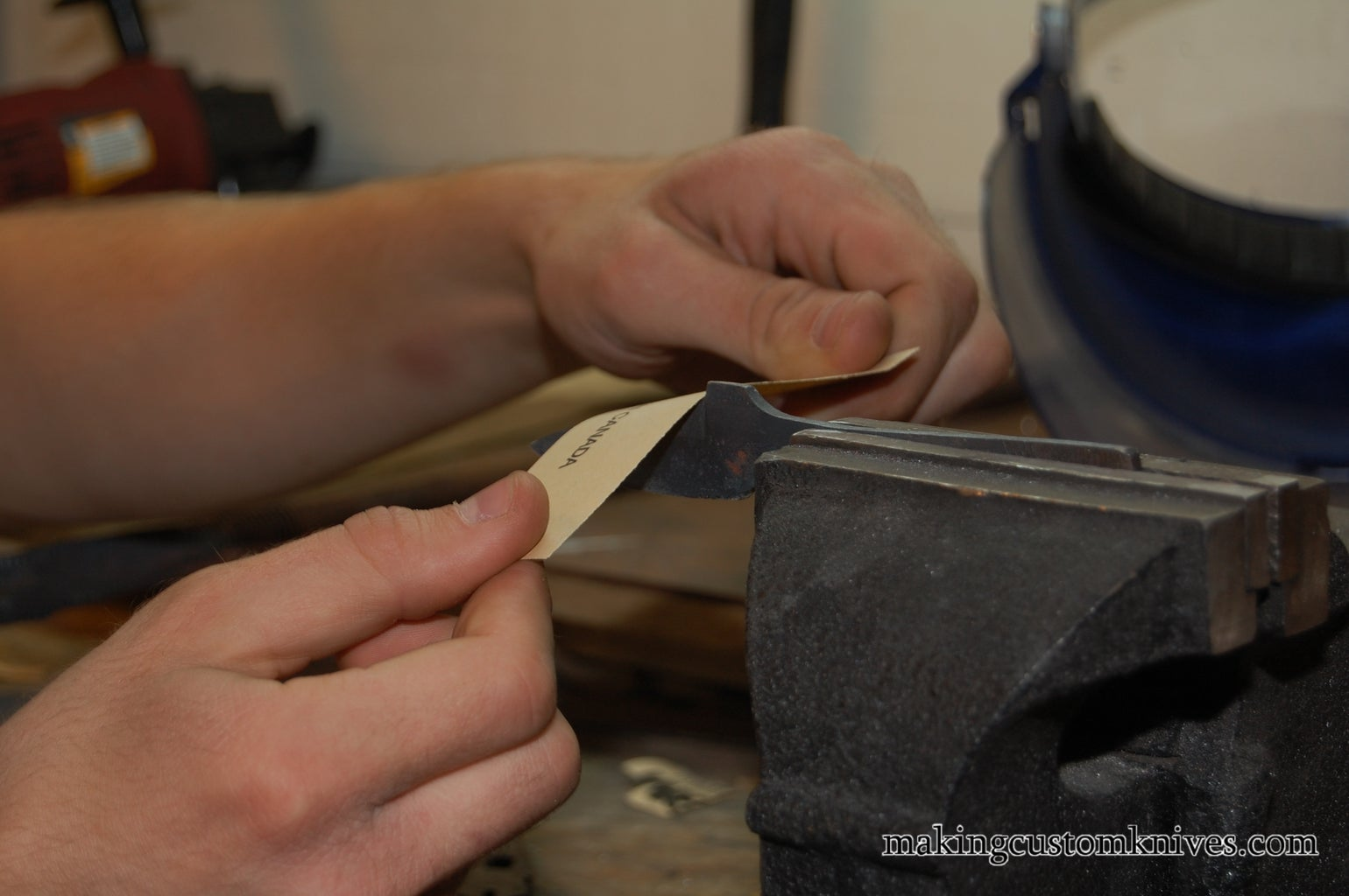 Surface and Edge Preparation