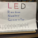 LED Random Number Generator
