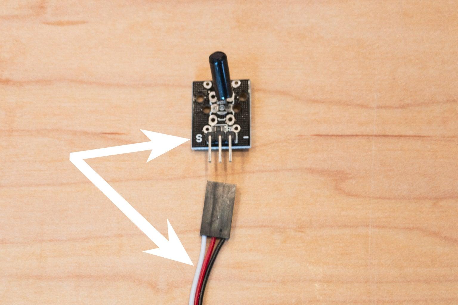 Connect a Sensor