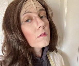 Klingon Ridges Fit for a Warrior