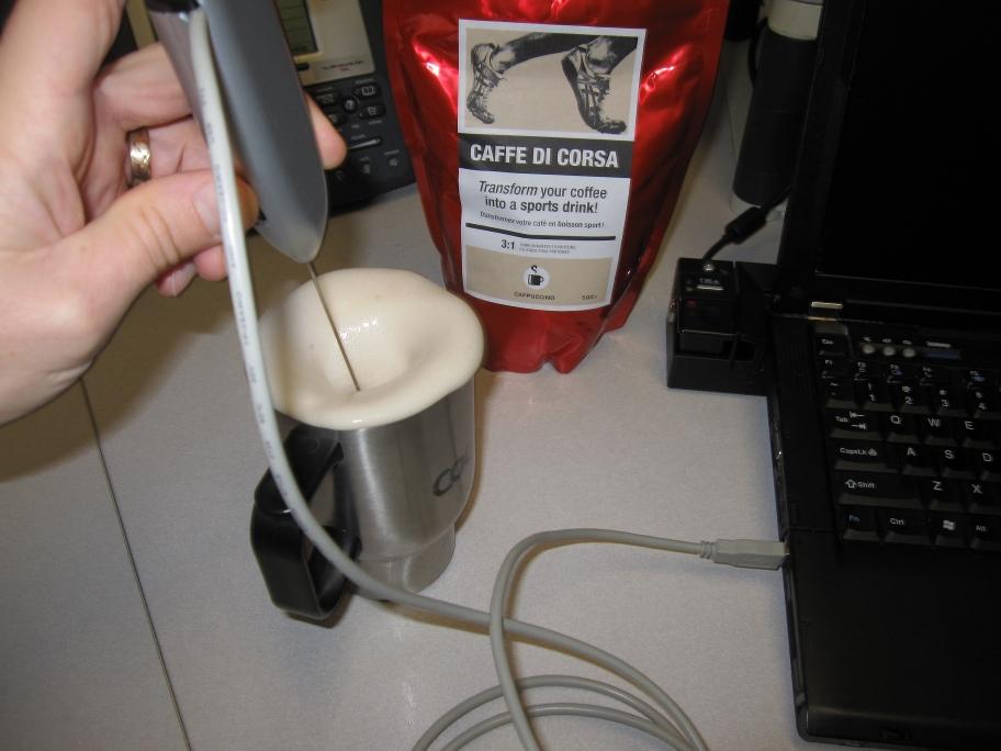 $4 Usb Latte Foamer