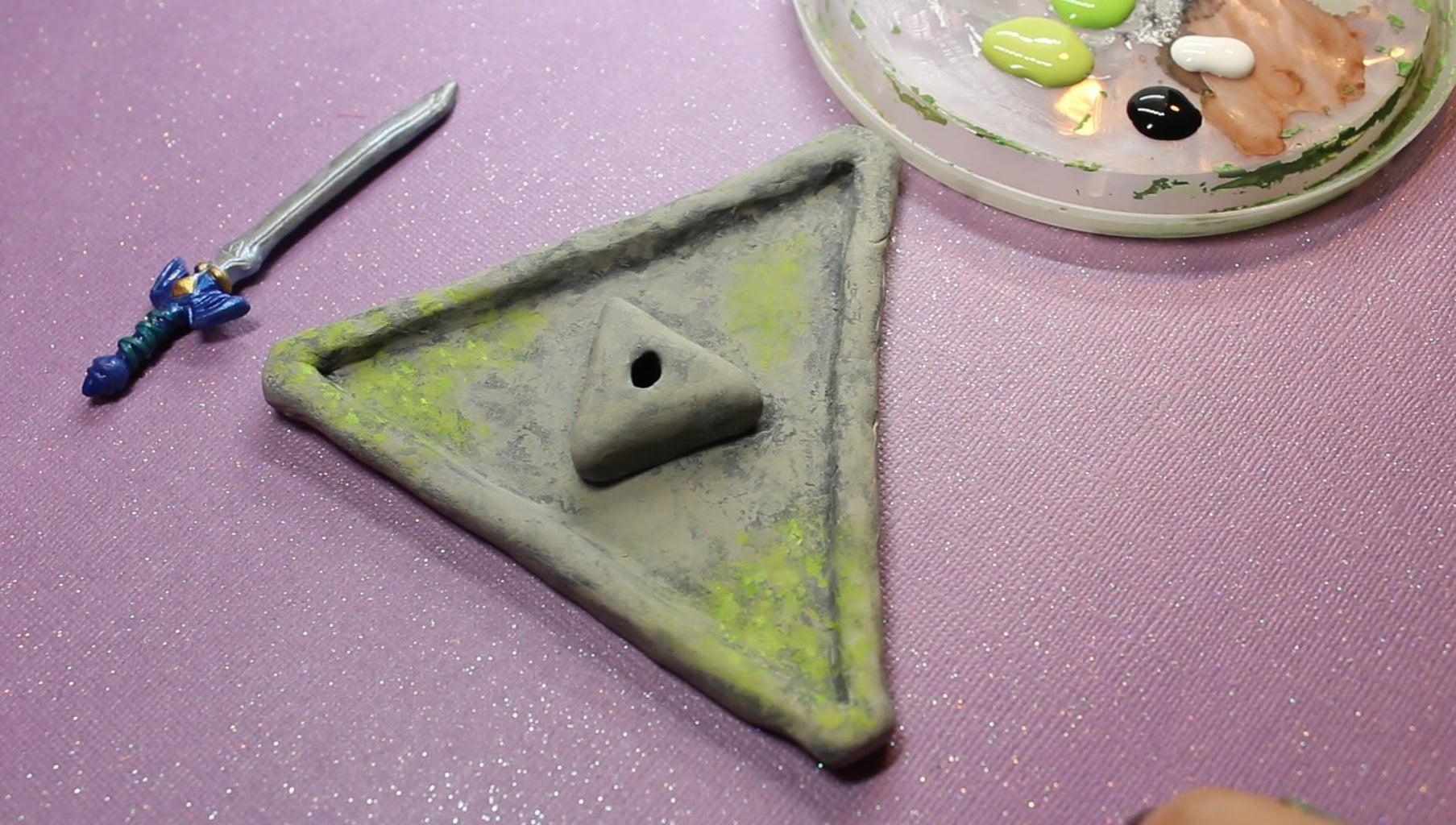 Trinket Dish: Paint