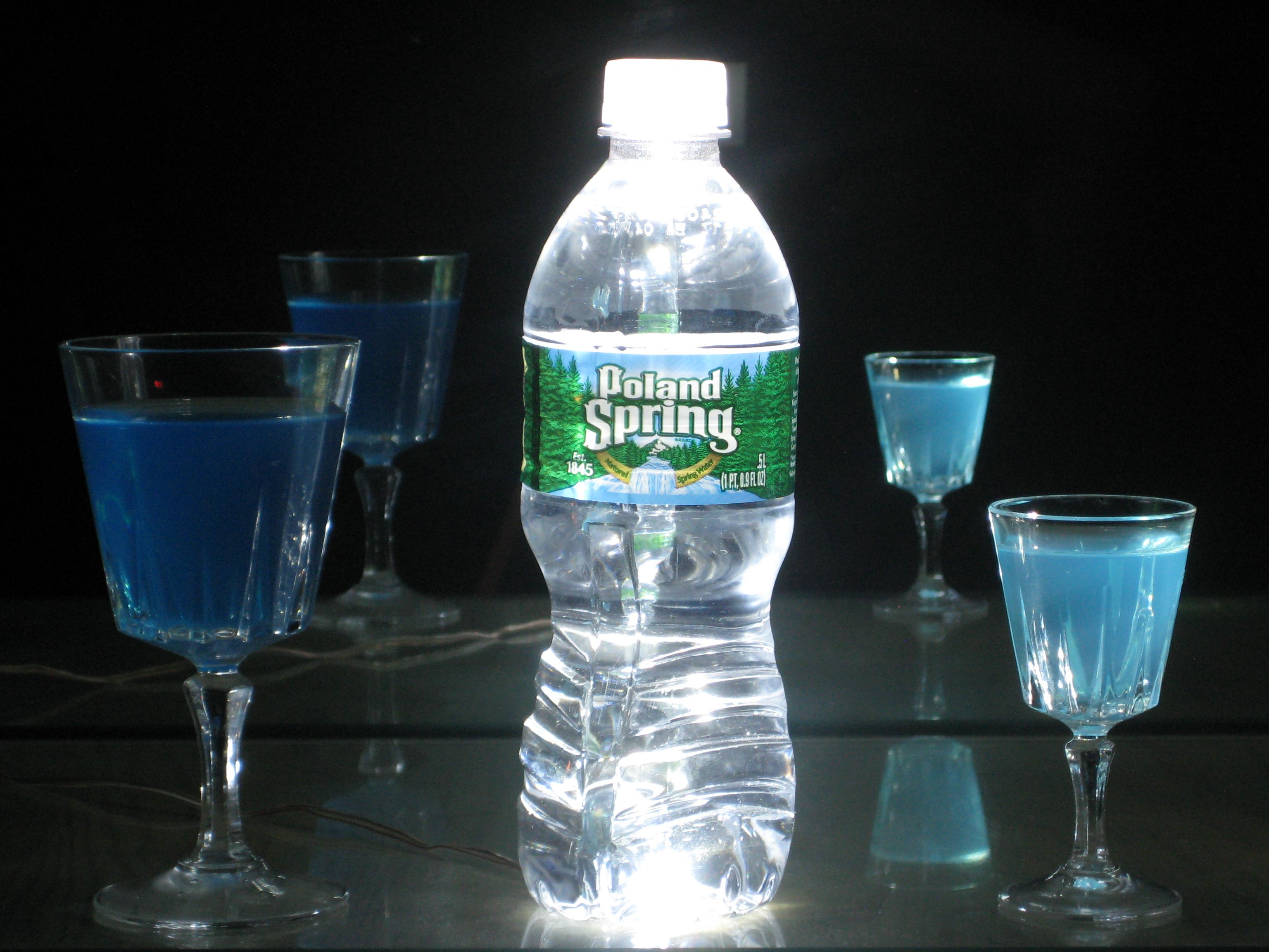 AquaLight - Water Bottle Flashlight