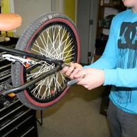 Change a Bike Tube