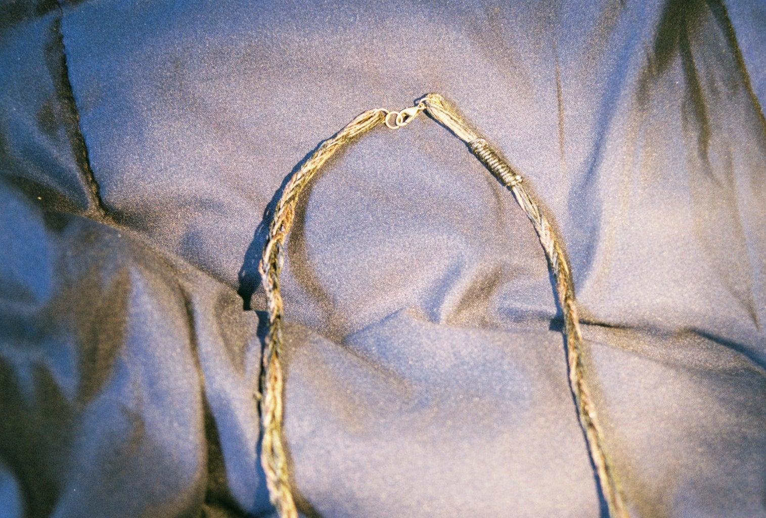 Medieval Finger Loop Braid
