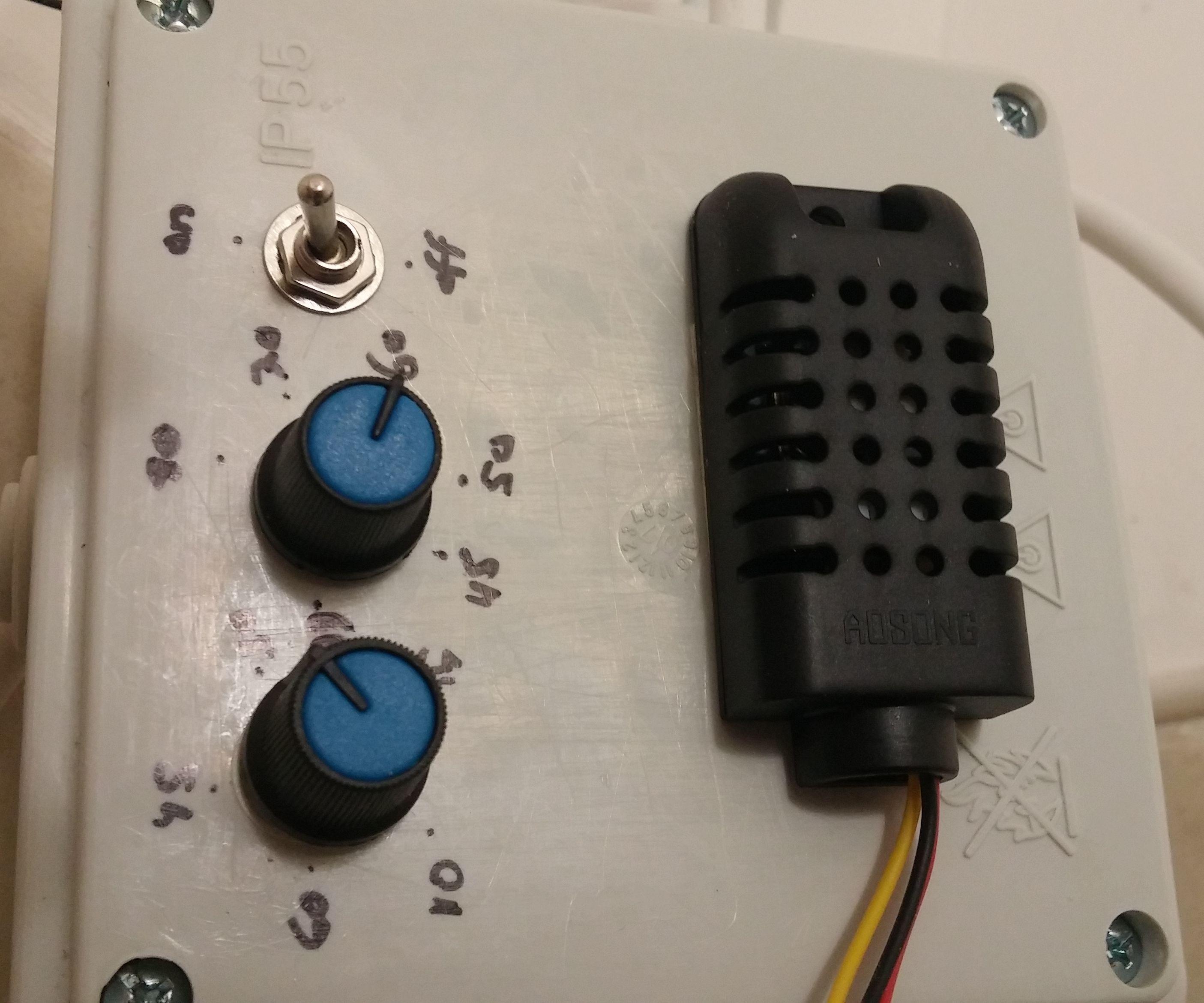 Automatic Vent Control