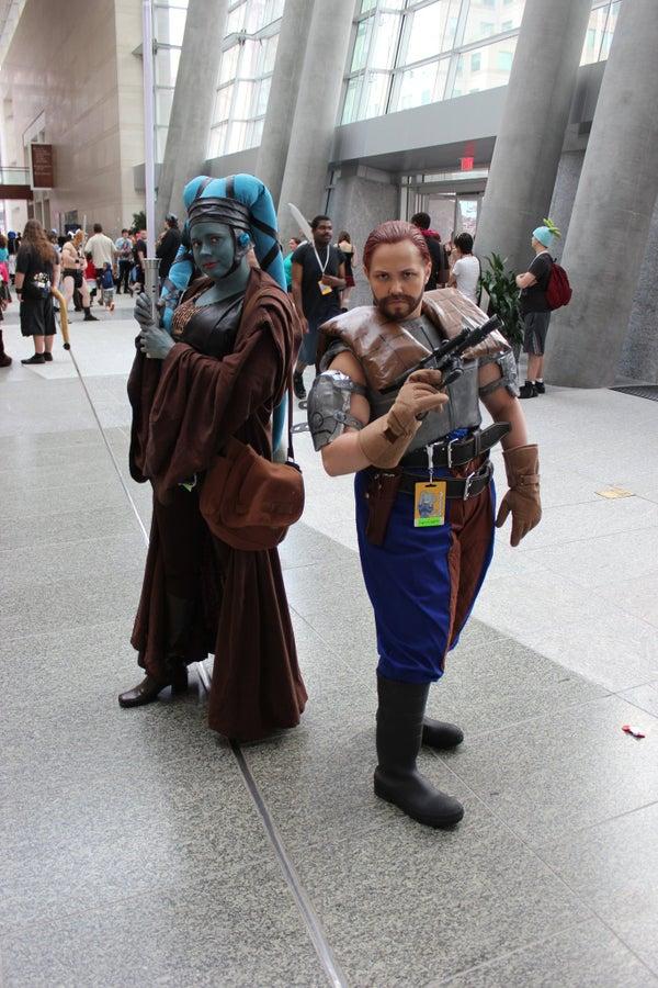 Jedi Robe, Generic
