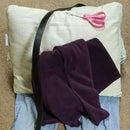 Calming Lap Dog Bed