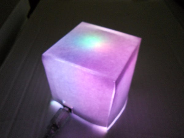 How to Make an LED Ambient Mood Light: a Beginner Tutorial